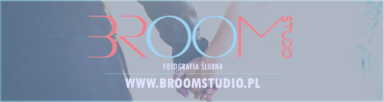 Fotografia ślubna - Broom Studio